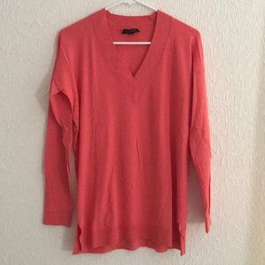 Ann Taylor Coral Sweater